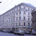 Визовый центр Швейцарии в Санкт-Петербурге