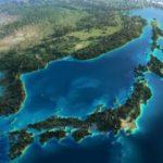 Удивительные природные явления Японских просторов