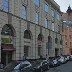 Визовый центр Швеции в Санкт-Петербурге